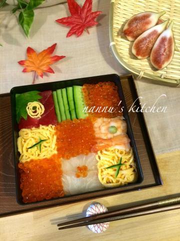 実は簡単!フォトジェニックなモザイク寿司
