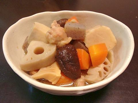 おせち料理&和食の定番☆筑前煮