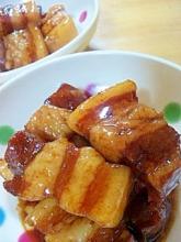 炊飯器で作る★トロトロの豚の角煮