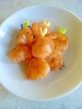 お弁当の簡単おかず☆小エビのバターソテー
