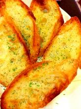 簡単!美味しい!ガーリックトースト