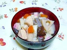 """新潟の郷土料理""""のっぺ""""♪♪"""