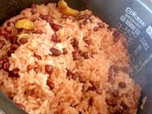 炊飯器で簡単お赤飯