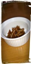 ミミガーの甘辛煮