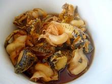 ツブ貝の甘辛煮