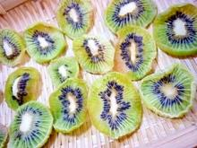 干しフルーツ 【キウイの巻】