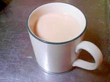 甘くておいしいコーヒー牛乳
