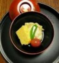 茶事「懐石」煮物椀