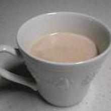 チョコレートホットミルク