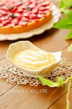 HMと全卵♡レンジで超簡単滑らかカスタードクリーム