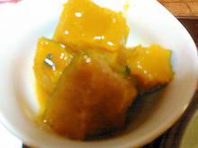 葛湯でとろりと美味しい☆簡単かぼちゃ煮